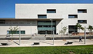 Nuevo hospital de San Pablo de Barcelona