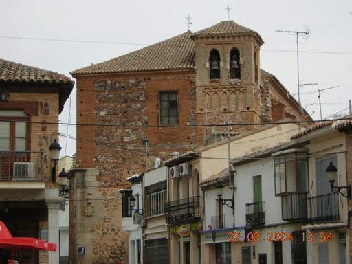 Iglesia de Los Yebenes.