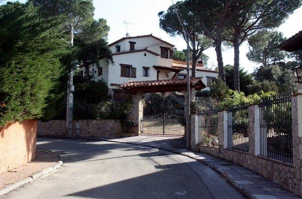 Imagen de la vivienda donde tuvo lugar el asalto.