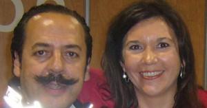 Mercedes Alonso y Álvaro Pérez