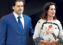 José Campos y Carmen Martínez-Bordiú comenzaron a salir en 2005, casándose un año después.