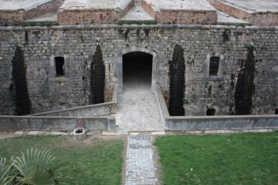Castillo de San Fernando en Figueras (Gerona).