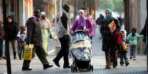 El número de musulmanes aumenta de forma imparable en Cataluña.