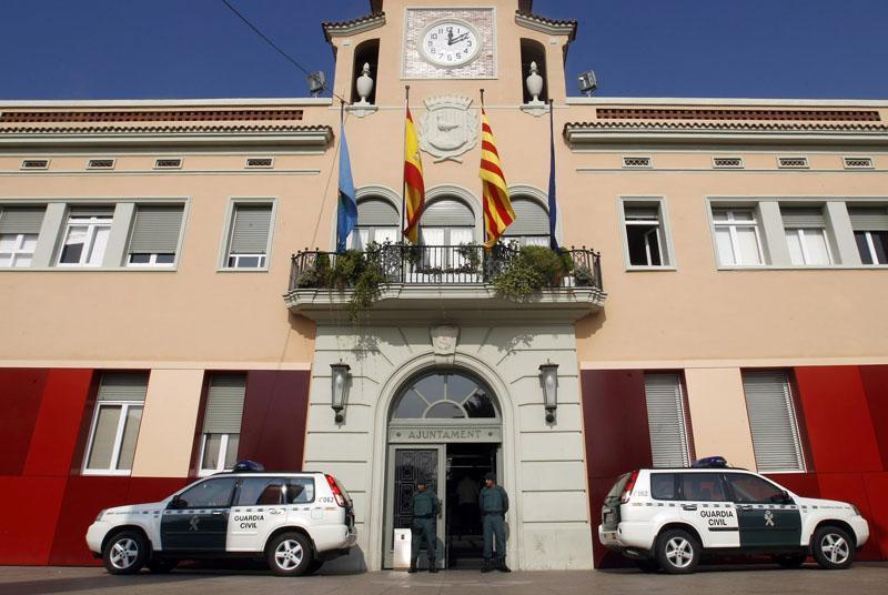 El Ayuntamiento de Santa Coloma, continuo foco de corrupción.