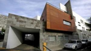 Edificio que sirve de sede al Instituto de Medicina Legal en Santa Cruz de Tenerife.