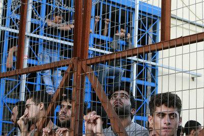 Grecia ha blindado su frontera con Turquía.