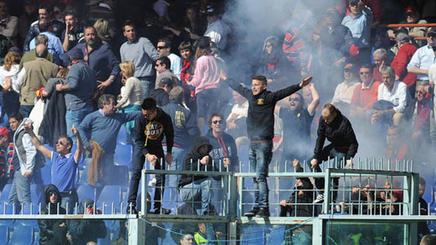 Aficionados del Genoa