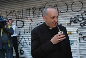 """Francisco, un """"Papa de barrio"""""""