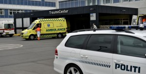Un grupo de inmigrantes asalto recientemente un hospital danés.