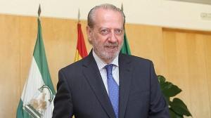 Fernando Rodríguez Villalobos, presidente de la Diputación de Sevilla.