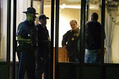 Agentes allanaron el apartamento del joven saudí.