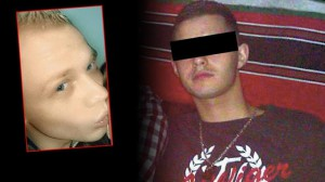 A la izquierda, Daniel, el joven alemán asesinao: a la derecha, uno de los turcos que le asesinaron.