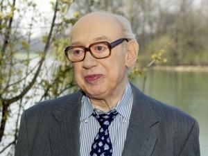 El actor Horst Tappert, fallecido en 2008