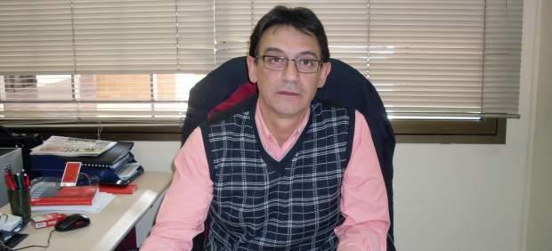 José Antonio López Tinaquero, coordinador de IU en Alcorcón.