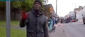 Michael Adebolajo, uno de los autores del asesinato de un militar en Londres.