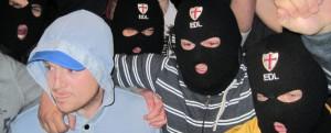 Incidentes en Londres entre grupos de la derecha patriótica y la policía.