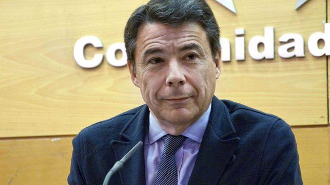 Ignacio González, expresidente de la Comunidad de Madrid