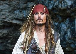 Fotograma de 'Piratas del Caribe. En mareas misteriosas'.