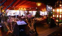 Interior del restaurante 'El trocadero'