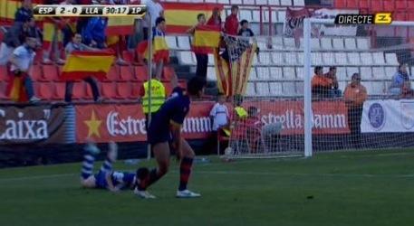 El Espanyol prohíbe las banderas de España en el estadio de Cornellá –  Alerta Digital e6e46958812