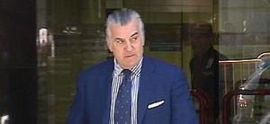 Bárcenas acude puntualmente al juzgado para su comparecencia quincenal.