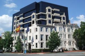 Embajada de España en EEUU