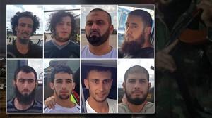 Imagen de los detenidos