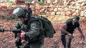 israeli soldado
