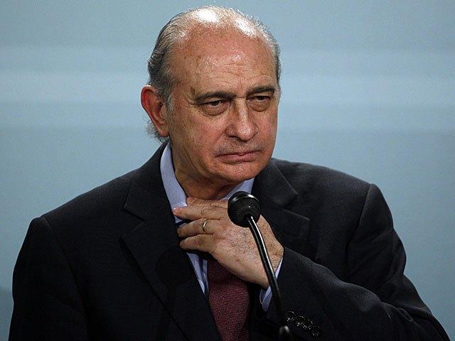 El ministro pepero del interior no quiere restringir la for Ministro del interior espanol