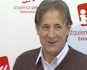Pedro Escobar, líder de IU en Extremadura