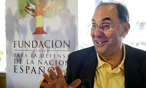 Alejo Vidal-Quadras, eurodiputado del PP.