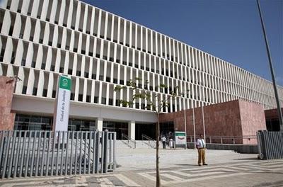 Ciudad de la Justicia de Málaga.