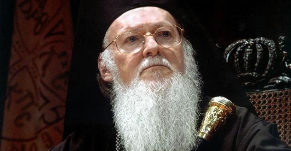 Bartolomeo I, patriarca ortodoxo.