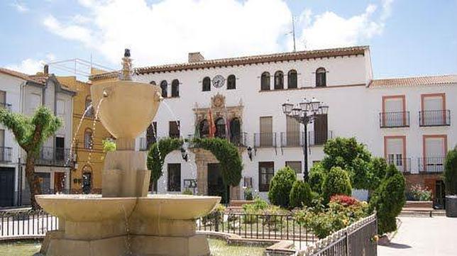 Fachada del Ayuntamiento de Pegalajar