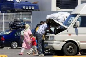 Rabat factura la sanidad que presta a las familias de sus inmigrantes