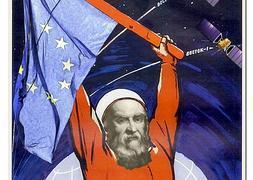 El GPS de la UE toma su nombre del filósofo, matemático y físico Galileo Galilei.