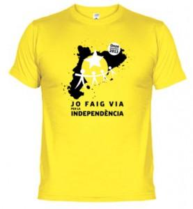 Las camisetas separatistas 'made in Maroc''