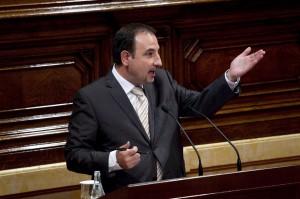 Ramón Espadaler, consejero de Interior de la Generalitat