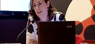 Beatriz de Guindos.