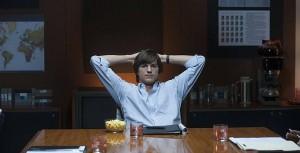 """Ashton Kutcher, en una escena de la película """"Jobs""""."""