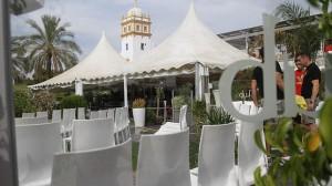 Restaurante Puerto Delicia, donde UGT-A celebró su comida navideña