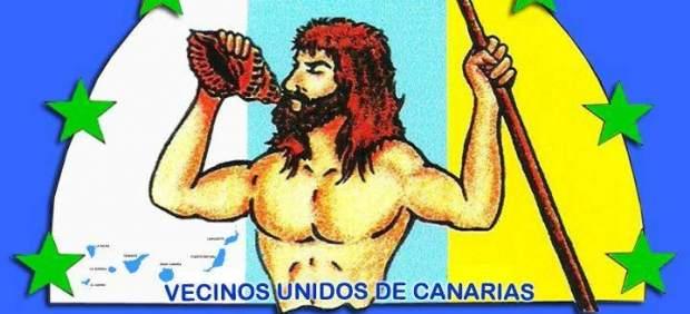 Imagen de la web de Vecinos Unidos Canarios.