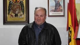 El párroco Jesús Calvo