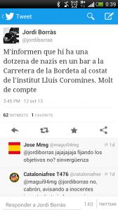 Brutal agresión separatista Jordi-twit-168x300