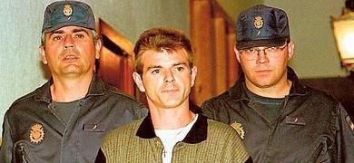 El único condenado por el triple crimen, durante su juicio en la Audiencia de Valencia.