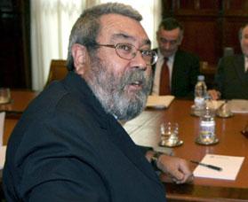 Méndez ha aparcado el problema hasta el 9 de enero de 2014.