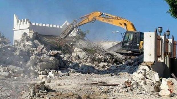 El Gobierno de Angola procede ya a la demolición de mezquitas
