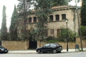 Palacete de Pedralbes
