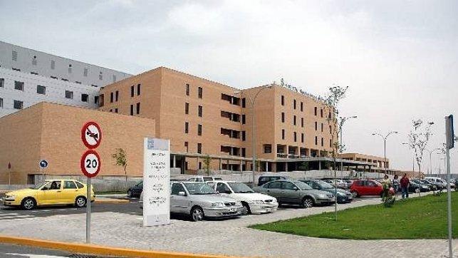 Imagen del Hospital General Nuestra Señora del Prado en Talavera de la Reina