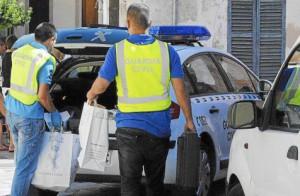 El Área de Investigación de la Guardia Civil consiguió localizar al agresor y proceder a su arresto.